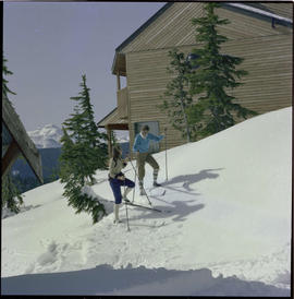 Skiing At Mount Washington