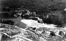 West Kootenay Power and Light Company Limited, plant on Upper Bonnington Falls, Nelson plant on f...