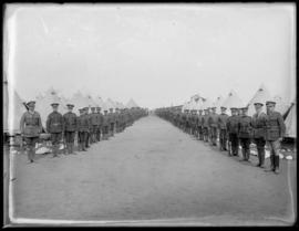 143rd Battalion at Sidney Camp