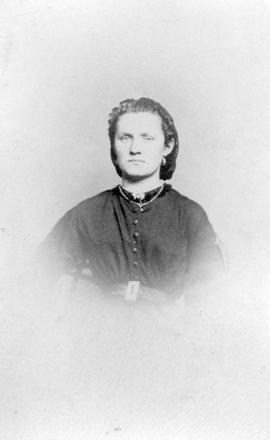 [Mrs. Ephriam Angels of Barkerville.]