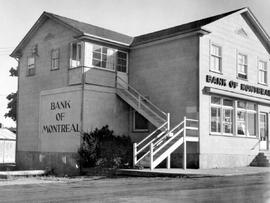 Bank of Montreal in Ganges on Salt Spring Island