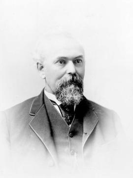 Alfred William Smith, MLA for Lillooet.