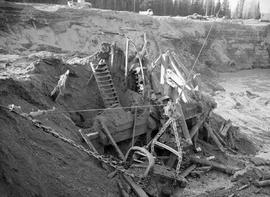Mining At Williams Creek, Barkerville