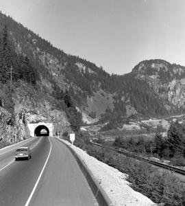 Highway #1 In The Fraser Canyon