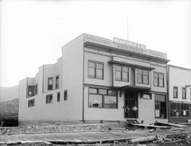"""Merryfield & Co., Groceries, Wholesale, Produce""; Prince Rupert."