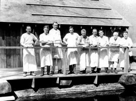 A And L Logging Co. Camp 3 Cooks
