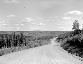 Alaska Highway, Mile 129.2 East