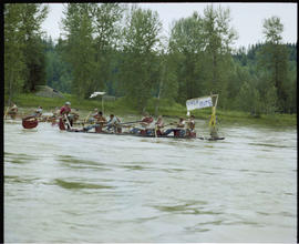 Rafting At Billy Barker Days Quesnel