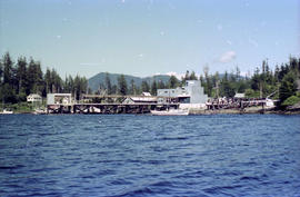 Fish Packing Plant Bamfield
