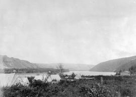 Survey Camp On Peace River