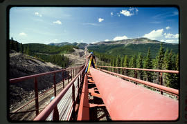 Quintette Coal - Mcconkey Pit Conveyor Construction