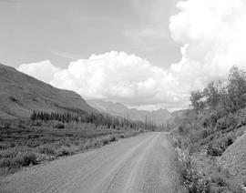 Alaska Highway, Mile 420.8 South