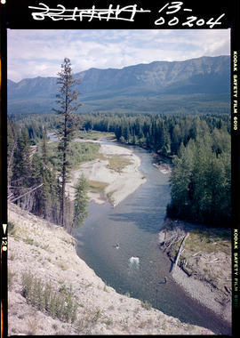 Elk River, East Kootenays