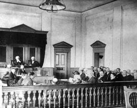First court held in Vancouver