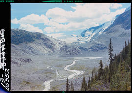 Toby Creek And Toby Glacier