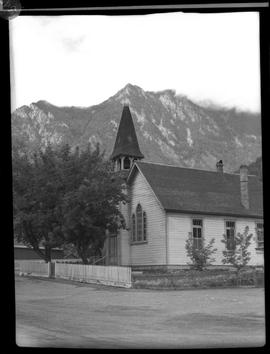 Church At Lillooet