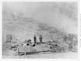 [Barkerville, The Day After The Fire Of September 1868]