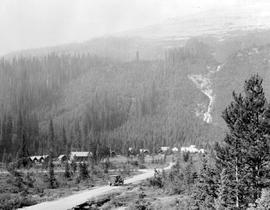Yoho National Park; Yoho Valley Bungalow Camp.