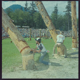 World Loggers Festival Squamish