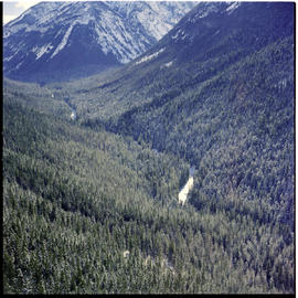 Fry Creek/Gillis Creek Valley