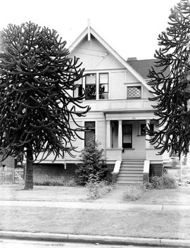 Home At 534 Trutch Street, Victoria.