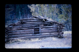 Abandoned Building Near Lillooet