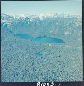Callaghan Lake And Watershed