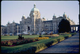 Victoria. Legislative Buildings