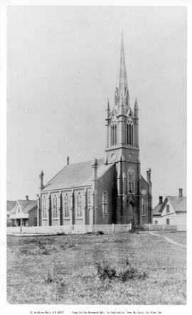 First Methodist Church, Victoria.