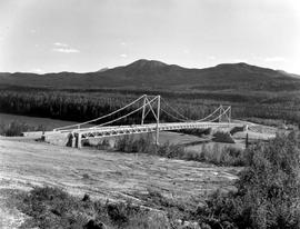Liard River Bridge, Mile 496 Alaska Highway