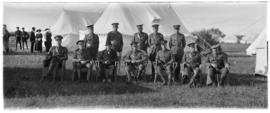 The Duke of Connaught, Officers Commanding and other high ranking military officials