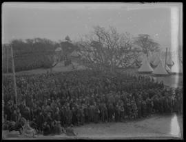 Chinese Labour Corps at William Head camp