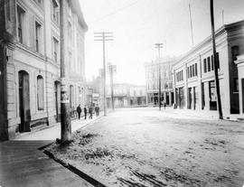 """A portion of Commercial Street, Nanaimo, BC."""