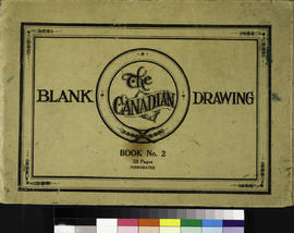 The Canadian Blank Drawing Book No. 2.