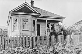 Damage to Ladysmith homes; Dunsmuir's lockout of Vancouver Island miners.