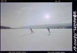 Cross Country Skiing, Windermere Lake