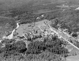 Salmo seen from the air.
