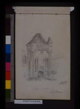 The Gate, La Charit, South Of France.