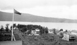 Possibly Esquimalt in the early years.
