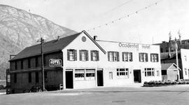 Occidental Hotel, 705 Vernon Street, Nelson