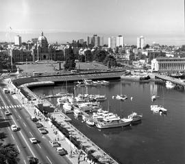 Causeway And Inner Harbour, Victoria