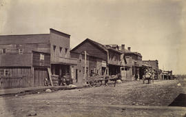 Government Street (West side), 1863
