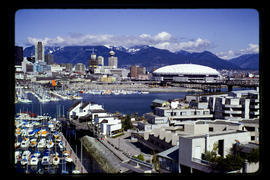 Vancouver And BC Place