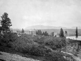 New Westminster Mental Hospital And Penitentiary