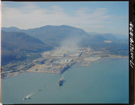 Aerial, Kitimat Smelter