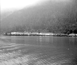 Cannery At Sunnyside, Skeena River