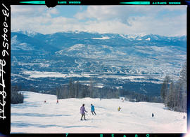 Skiing At Fairmont
