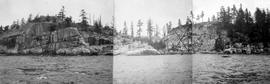 [Granite quarry, Granite Island, New Westminster M.D.]