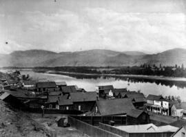 Kamloops And The Thompson River