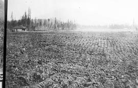 """Improved farms in the Creston area, East Kootenays""."